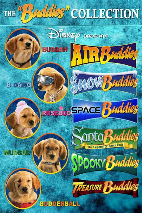 Disney Buddies Collection (2006-2013) — The Movie Database