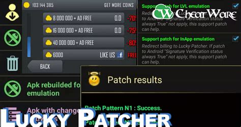 Lucky Patcher APK Download – Create your own Modded