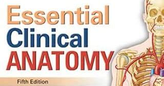 Moore's Essential clinical anatomy 5th Edition