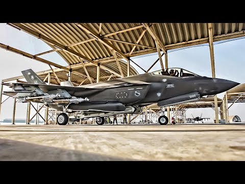 Marine F-35 Fighter Jet Crashes After Mid-Air Collision