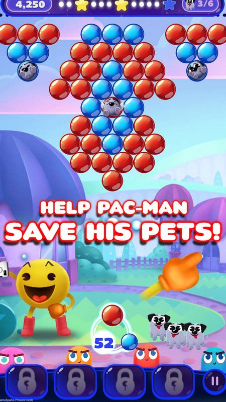 PAC-MAN Pop - Bubble Shooter APK Free Puzzle Android Game